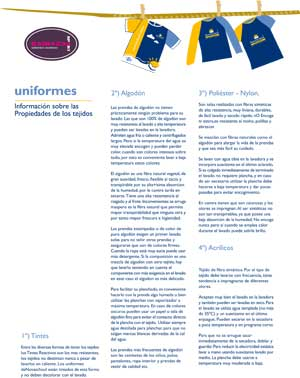 Cartel Uniformes Novaschool.