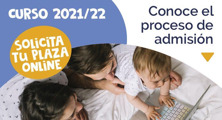 Proceso de admisión 2021-2022